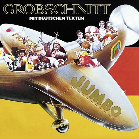bol.com : Jumbo (German 2015 Remastered), Grobschnitt : Muziek