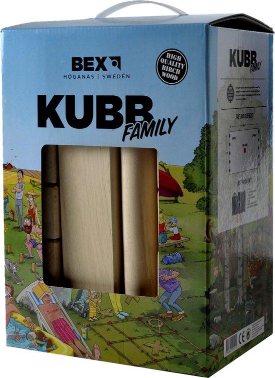 Kubb Family - Berkenhout