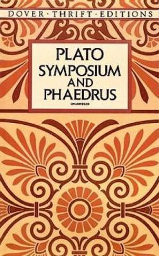 the similarities and differences in the symposium and the phaedrus by plato A summary of symposium in 's plato (c 427- c 347 bc)  phaedrus speaks first, praising love as the oldest of all the gods and the one that does the most to.