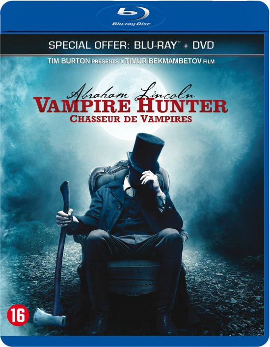 Abraham Lincoln: Vampire Hunter (Blu-ray+Dvd)