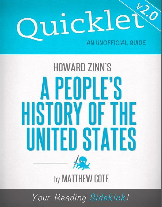a peoples history of the us Answers to 180 short answer test questions that evaluate students' knowledge of a people's history of the united states.