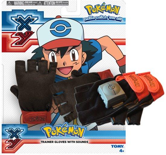 Pokémon Trainer Handschoenen Met Geluid in Wijbosch