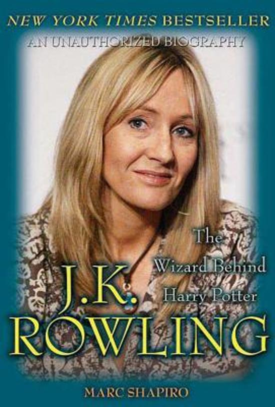 J.K. Rowling's Zero-to-Hero Story