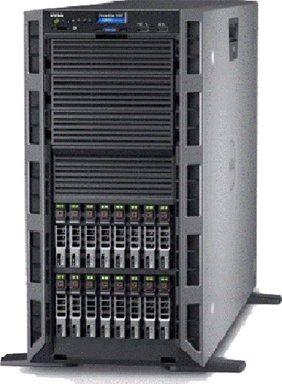 DELL PowerEdge T630 2.4GHz E5-2630V3 750W Toren (5U)