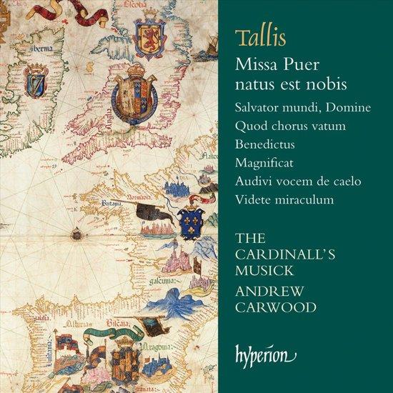 Puer Natus Est Nobis The Cardinalls Musick Muziek