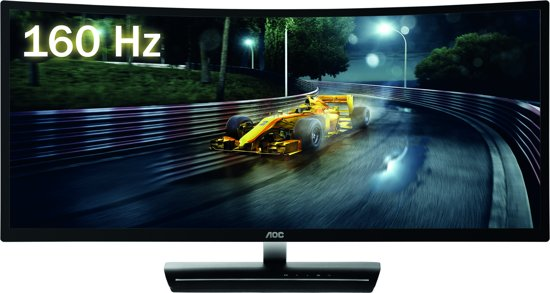 AOC C3583FQ - Curved Ultrawide Monitor