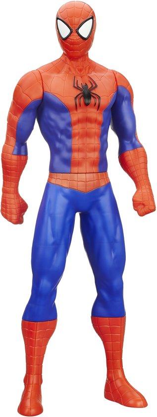 Marvel Spiderman Titan Hero XL Spider-Man - 50 cm in Steensel