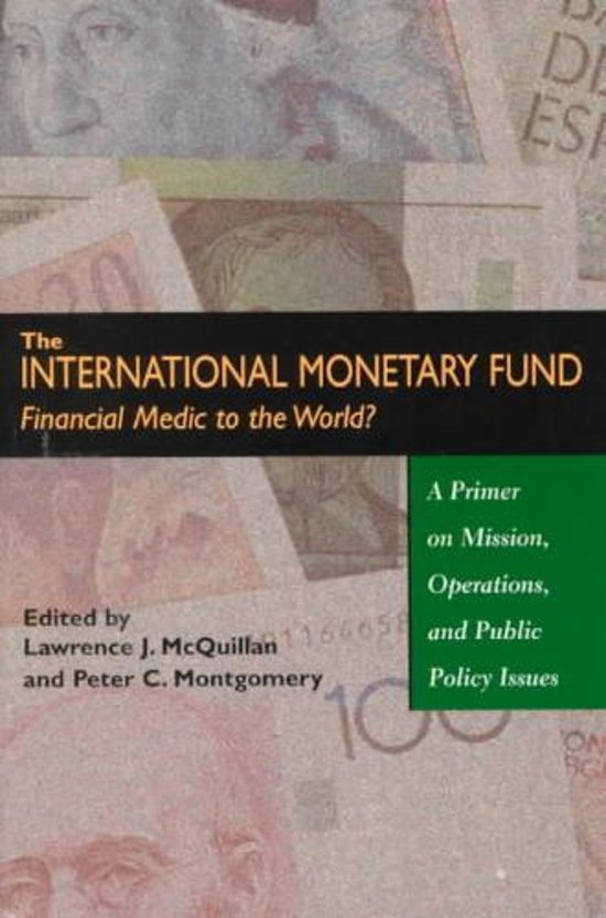 an introduction to the international monetary fund The international monetary fund: politics of conditional lending [james raymond vreeland] on amazoncom free shipping on qualifying offers this is a clear and concise introduction to the international monetary fund (imf) and an overview of its debates and controversies where did the imf come from what does it.
