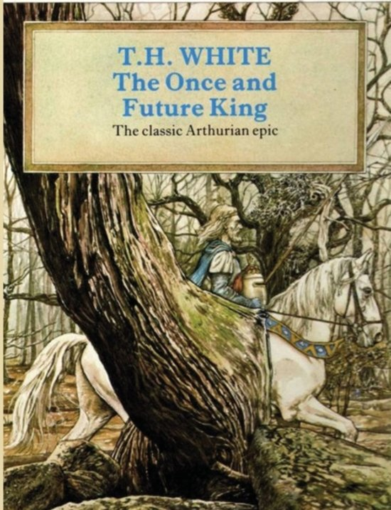 book review for the once and future king
