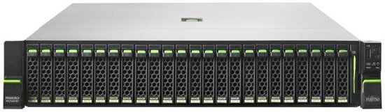Fujitsu PRIMERGY RX2540 M2 2.4GHz E5-2640V4 450W Rack (2U)