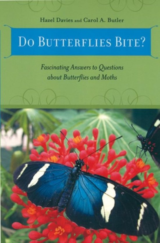 Do Butterflies Bite? : Fascinating Answers to Questions ...