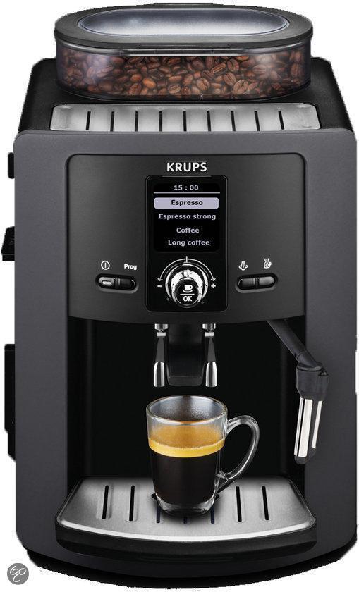 Bol Com Krups Espresso Automatic Ea802b Volautomatische