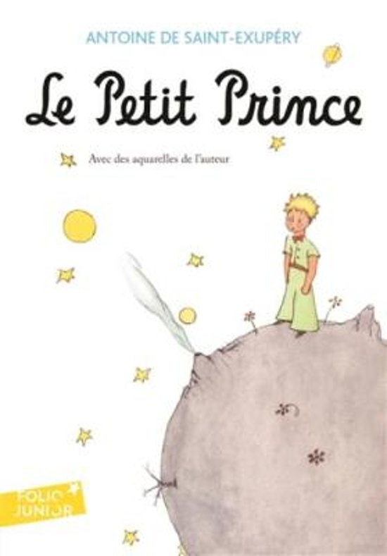 Folio juinior - Le Petit Prince