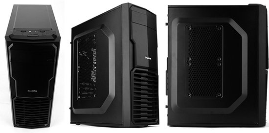 Super snelle PC met 250 GB SSD en Windows 10 Pro