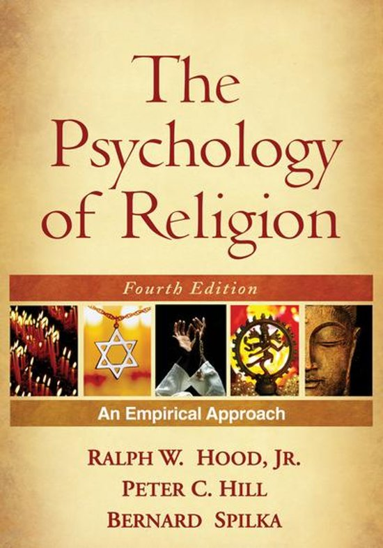 pyschology or religion On friday, march 6th, 2015, the university of chicago divinity school will host a day-long conference entitled the psychology of religion/the religion of psychology.