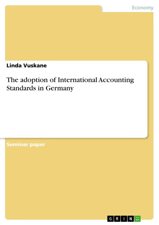 harmonization international accounting standards essay