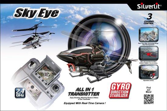 Silverlit Sky Eye - RC Helicopter in Krewerd