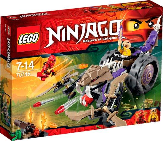 LEGO Ninjago Anacondrai Crusher - 70745 in Schoonloo
