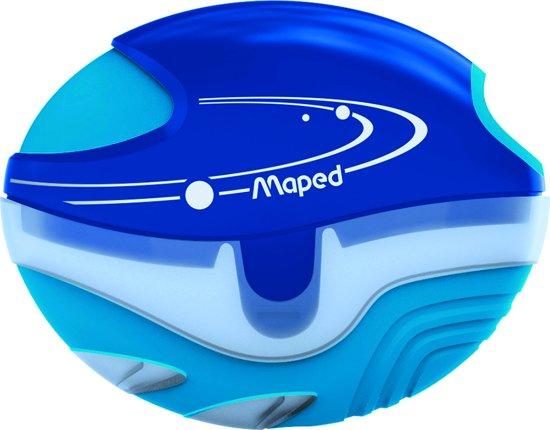 Galactic Comfort potloodslijper blauw in Rognée