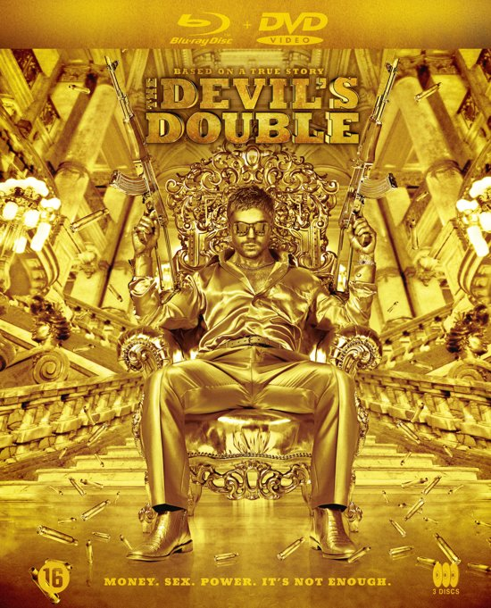 The Devil's Double (Steelbook) (Blu-ray+Dvd)