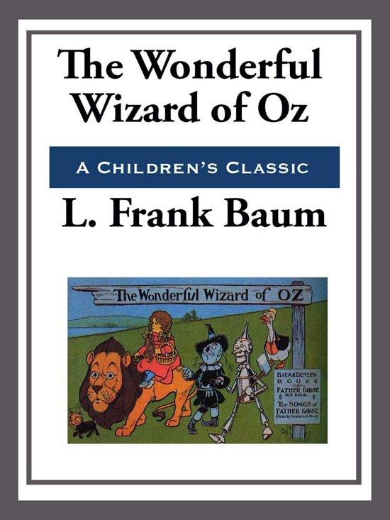 bol.com   The Wonderful Wizard of Oz (ebook) Adobe ePub, L Frank Baum ...