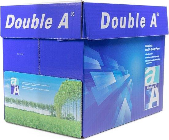 Double A Paper A4 Kopieer Papier 80 Gram Wit - per doos