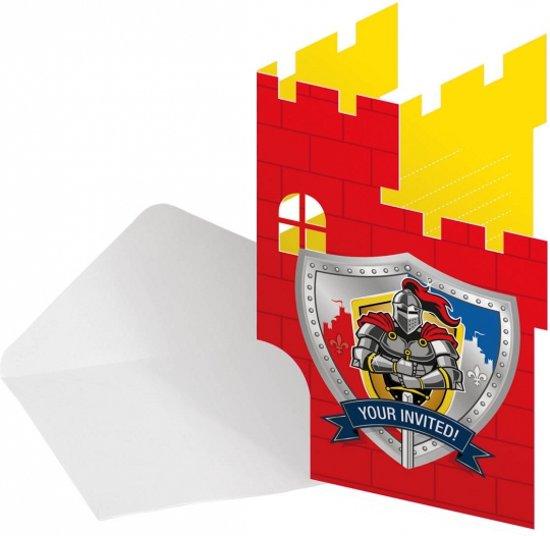 Ridder feestje uitnodigingen in Lunteren