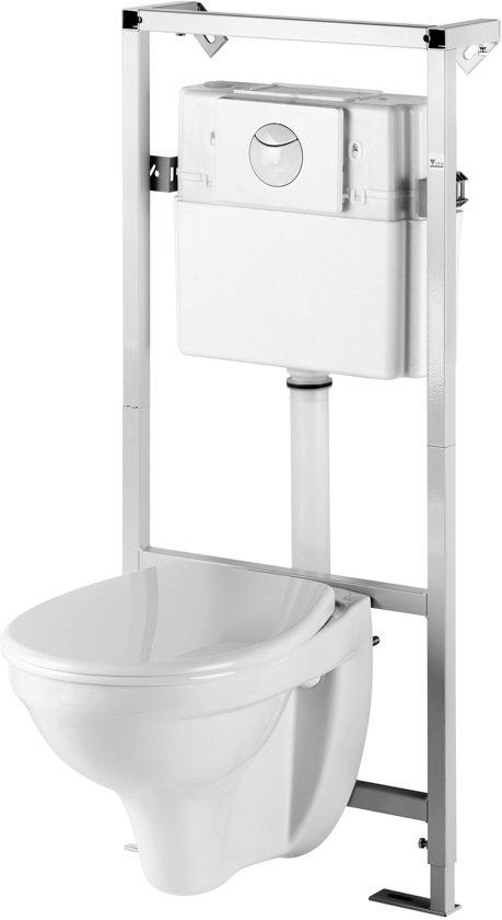 Co ol benieuwd hoe plieger inbouwtoilet complete set bedieningspaneel dual flush - Opnieuw zijn toilet ...