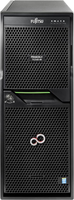 Fujitsu servers TX2540 M1