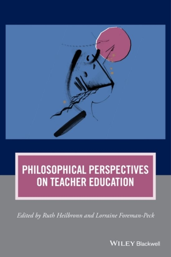 bol.com : Philosophical Perspectives on Teacher Education, Ruth ...