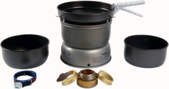 Trangia Koker 25-5 Ultralight HA Alu compleet Non-stick in Urk