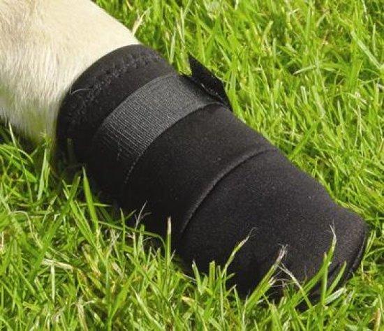 Beschermingsschoen hond zwart s 2st - Kleine kap ...