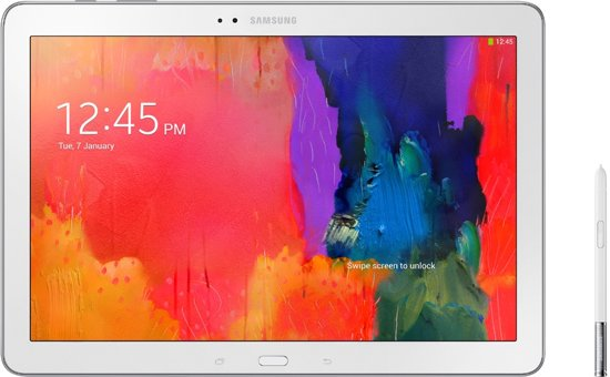 Samsung Galaxy Note PRO - 12.2 inch (P900) - 32 GB - Wit - Tablet