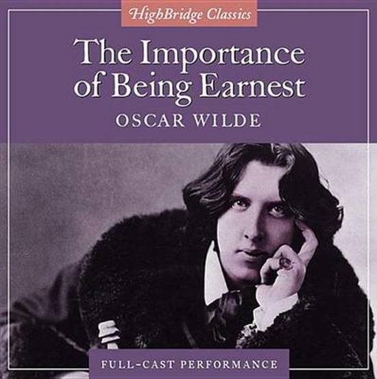 oscar wilde the importance of being earnest essay Oscar wilde's the importance of being earnest is one of his more prominent plays, and many years after it was written, it still makes audiences laugh throu.
