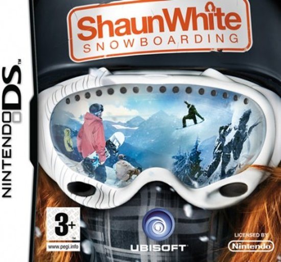 Shaun White Snowboarding for DS Reviews - Metacritic