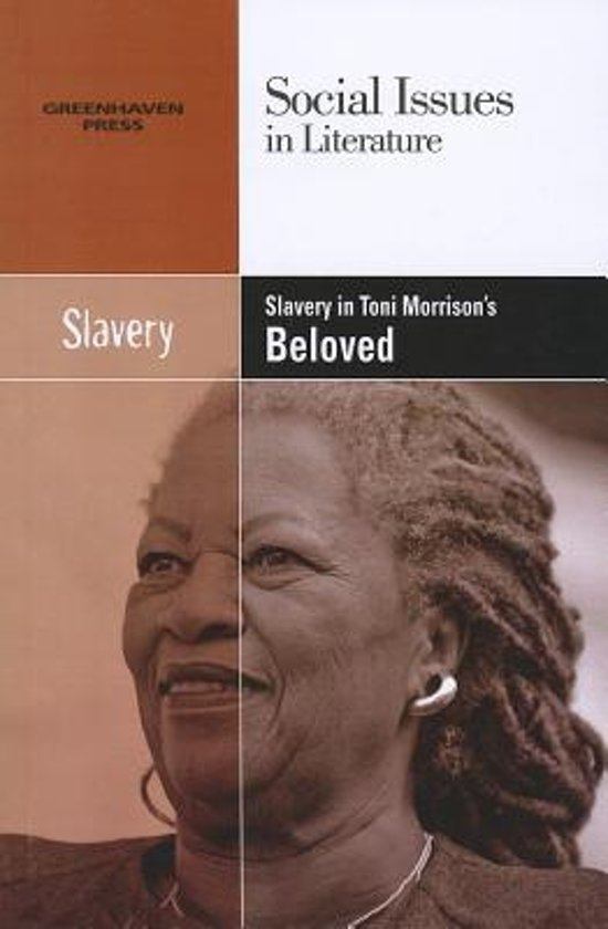 toni morrisons beloved Operative modes of metaphor in toni morrisons beloved heike harting in  her essay the site of memory, toni morrison points out that to trace the.