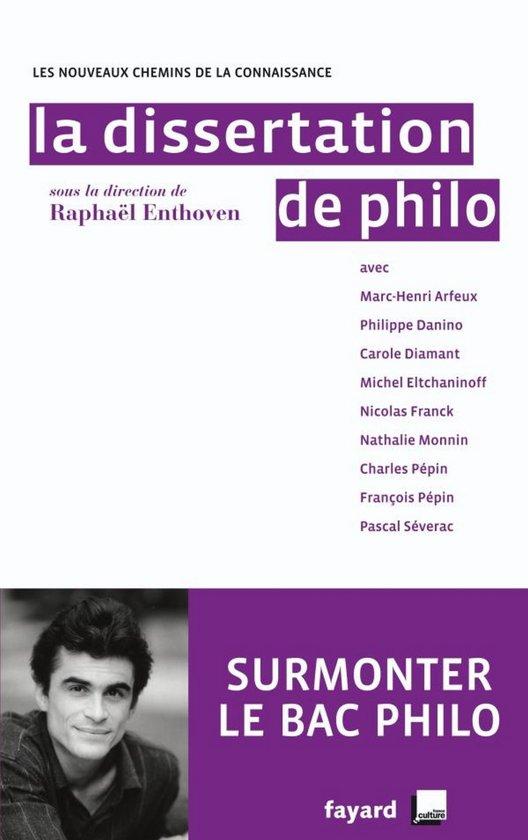 Dissertation Commentaire Philo