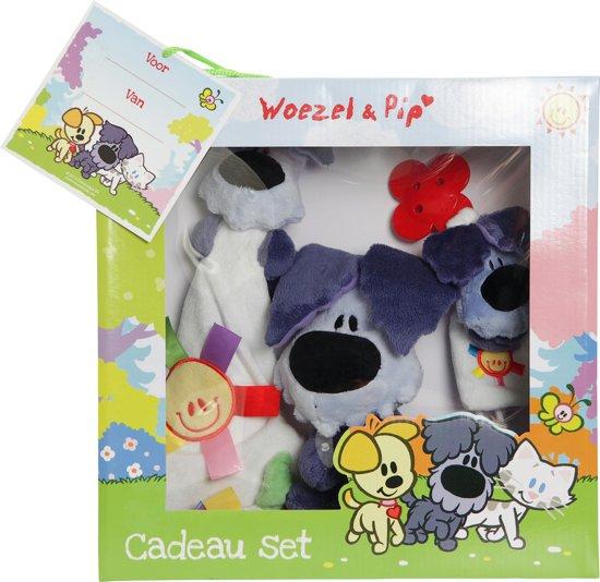 Woezel & Pip Cadeauset Woezel in Den Hoorn