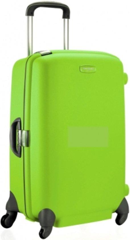 samsonite flite young reiskoffer 67 cm groen. Black Bedroom Furniture Sets. Home Design Ideas