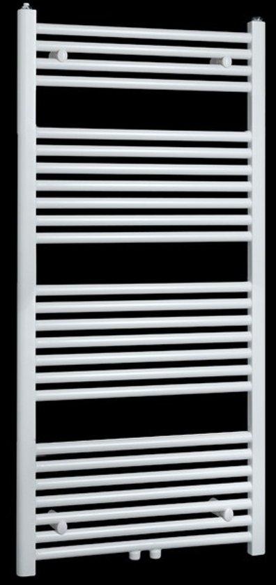 Budget Badkamer Meubel ~ bol com  Best Design Zero badkamer radiator 120x60cm wit  Klussen