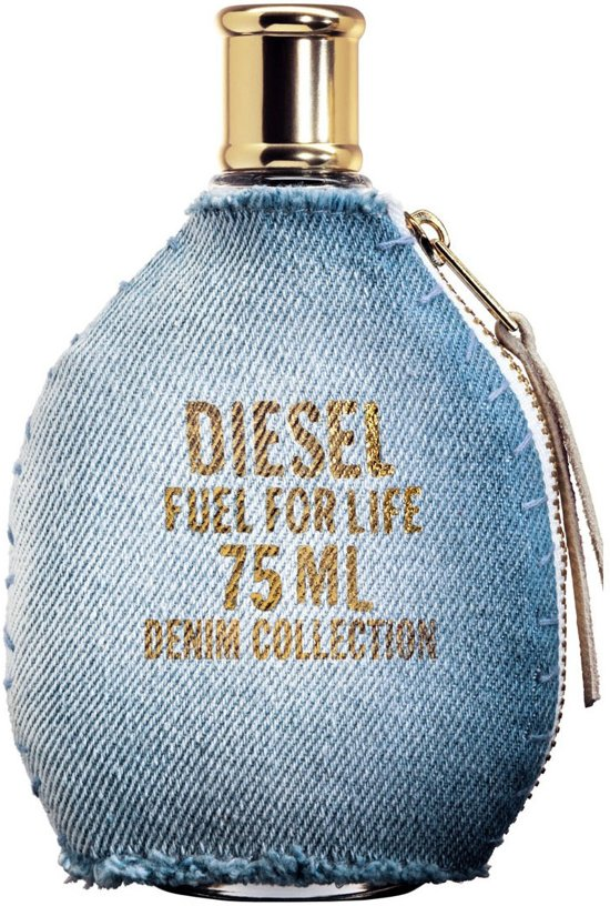 bol diesel fuel for denim collection pour femme 75 ml eau de toilette