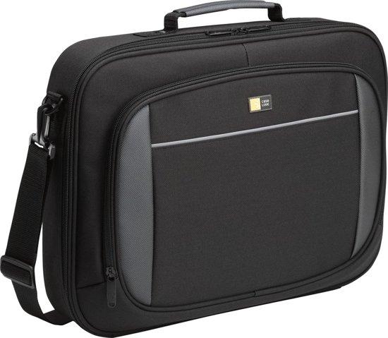 Case Logic BWMC118 Nylon Notebooktas - Zwart / 18 Inch / Inclusief muis