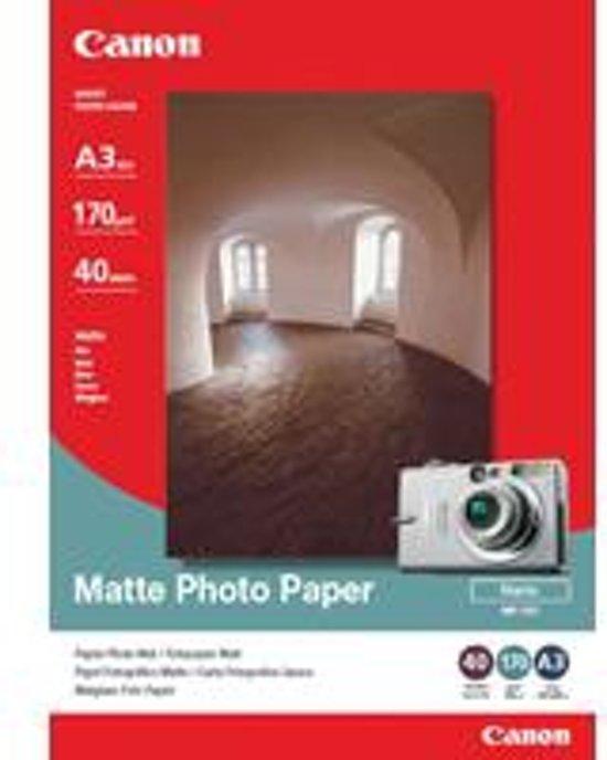 Canon MP-101 fotopapier - A3 / 40 vellen