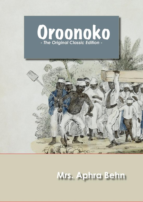 "a review of oroonoko a novel by aphra behn 2018-6-7  in the paper ""anita pacheco's royalism and honor in aphra behn's oroonoko"" the author provides the critical review of pacheco's."