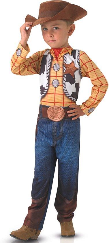 Klassiek Woody � kostuum voor jongens - Verkleedkleding - 122/128 in Groote Keeten