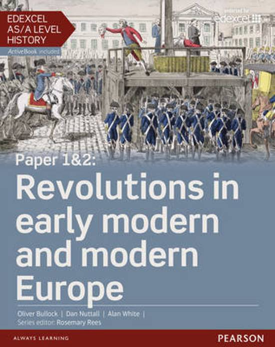 A Level History Essays