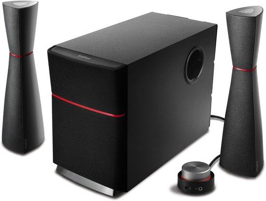 Edifier M3200 - 2.1 speakerset / Zwart