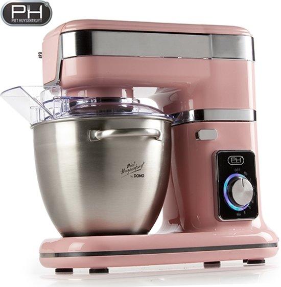 Domo do9114kr keuken robot piet huysentruy 39 candy pink 39 elektronica - Roze keuken fuchsia ...