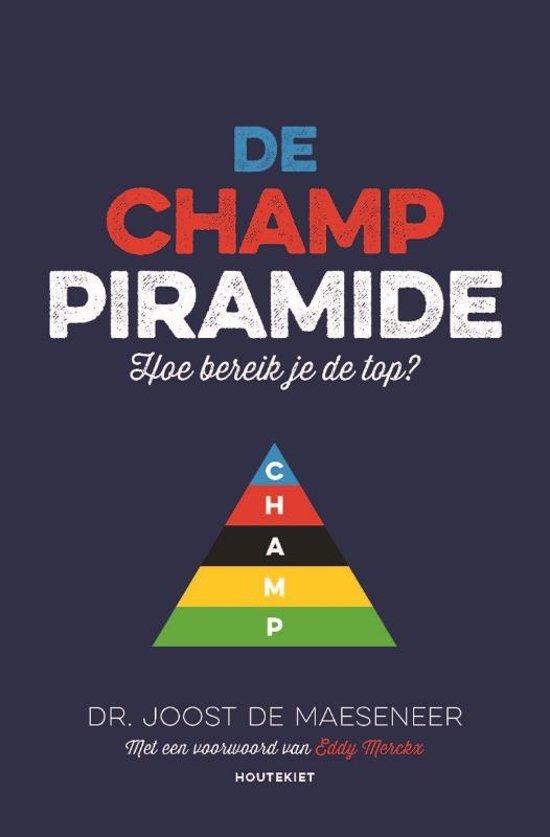 De champ piramide joost de maeseneer 9789089243317 boeken - Bereik kind boek ...