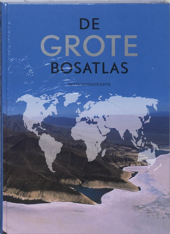 Grote Bosatlas / 53e editie en druk 53